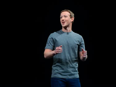Mark Zuckerberg Says A.I. Will Be Used to Monitor Facebook Video