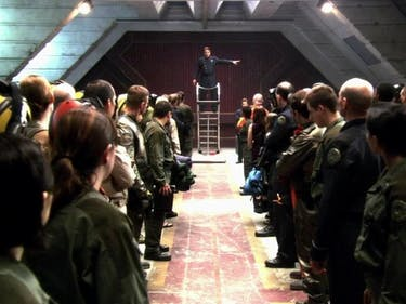 'Battlestar Galactica' Predicted the End of the Republic