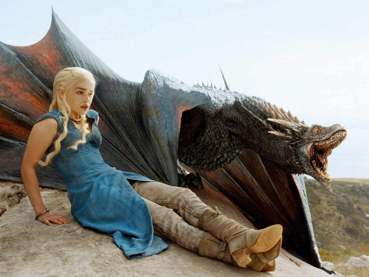 Game of Thrones' More Dragons: 4 Ways Daenerys Could Replace Rhaegal