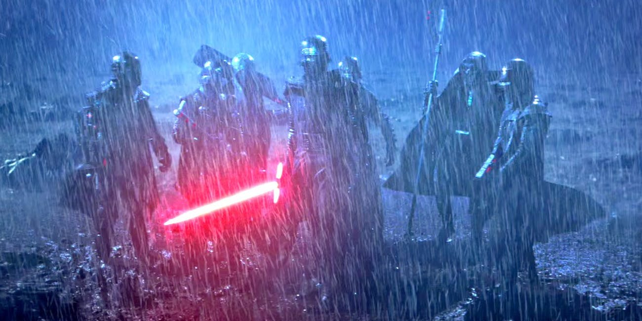 Knights of Ren, remember these guys?