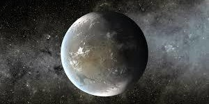 Artist's rendering of one of the Earth-sized planets where we might one day find alien life.