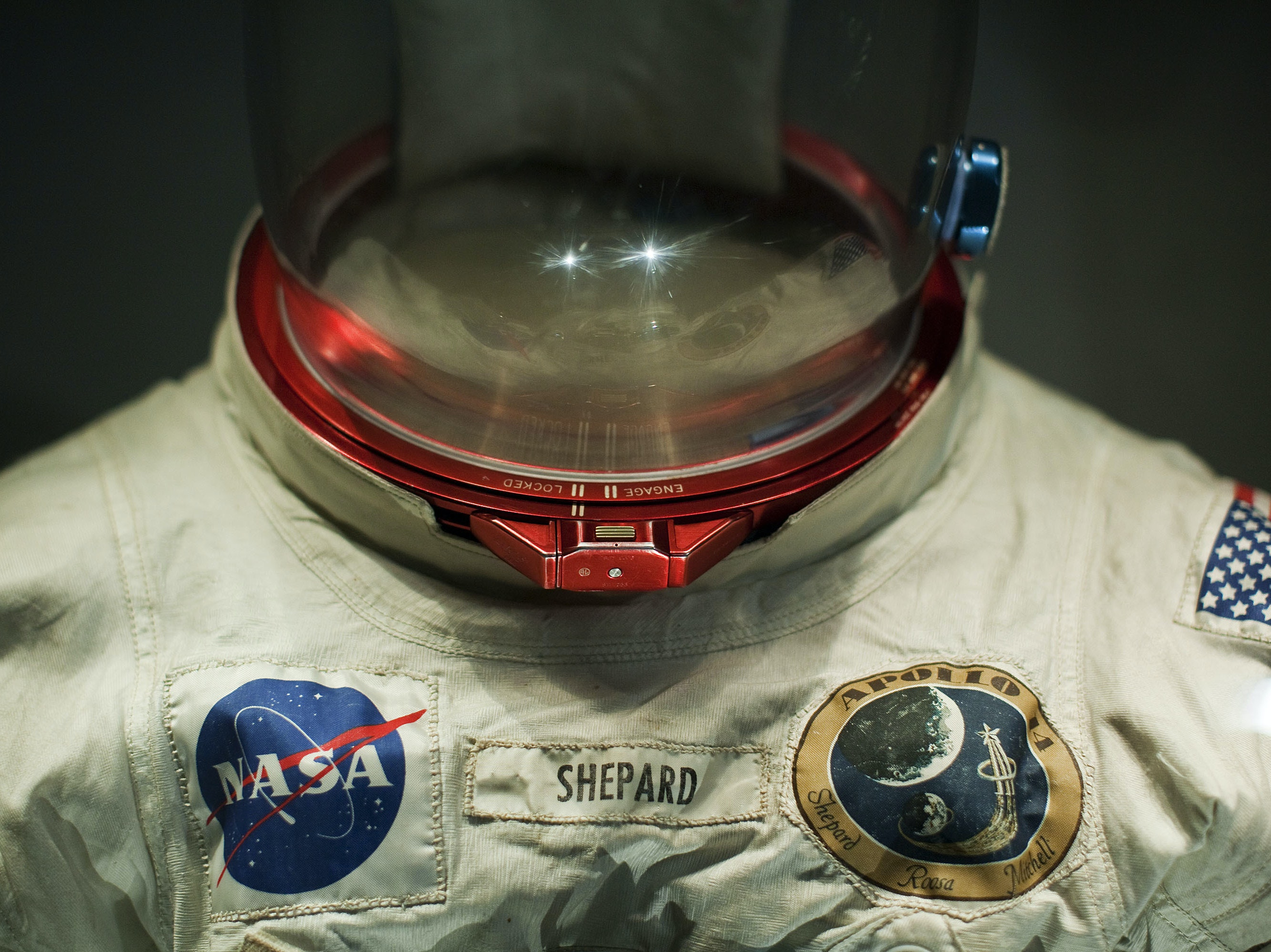 Alan Shepard's Mercury Mission Is Carried on by Blue Origin 55 Years Later