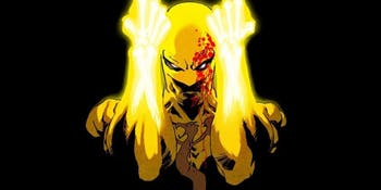 Iron Fist the Living Weapon from Marvel