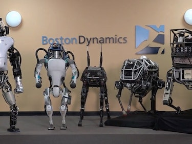 Toyota Rumored to Be in Talks to Buy Boston Dynamics