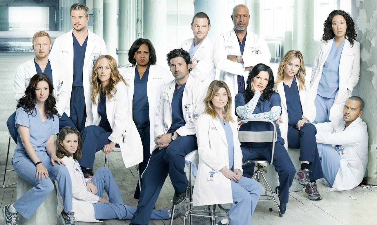 'Grey's Anatomy'