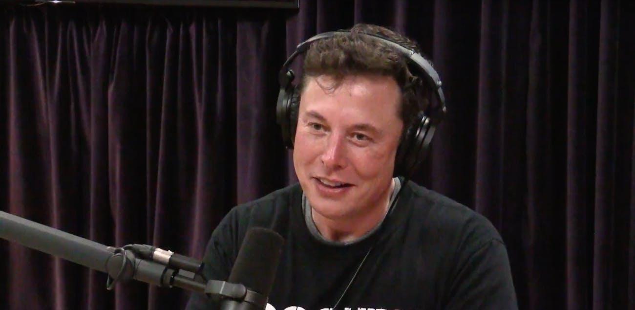 Elon Musk on Joe Rogan