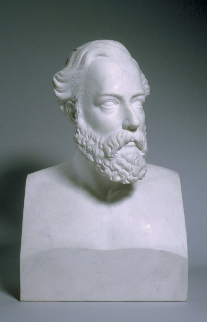 The Bust of Dr. Dio Lewis