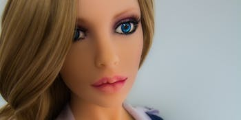 Samantha sex robot doll AI machine
