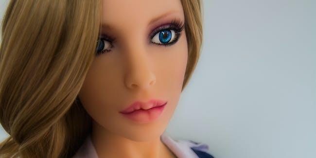Samantha sex robot doll AI machine