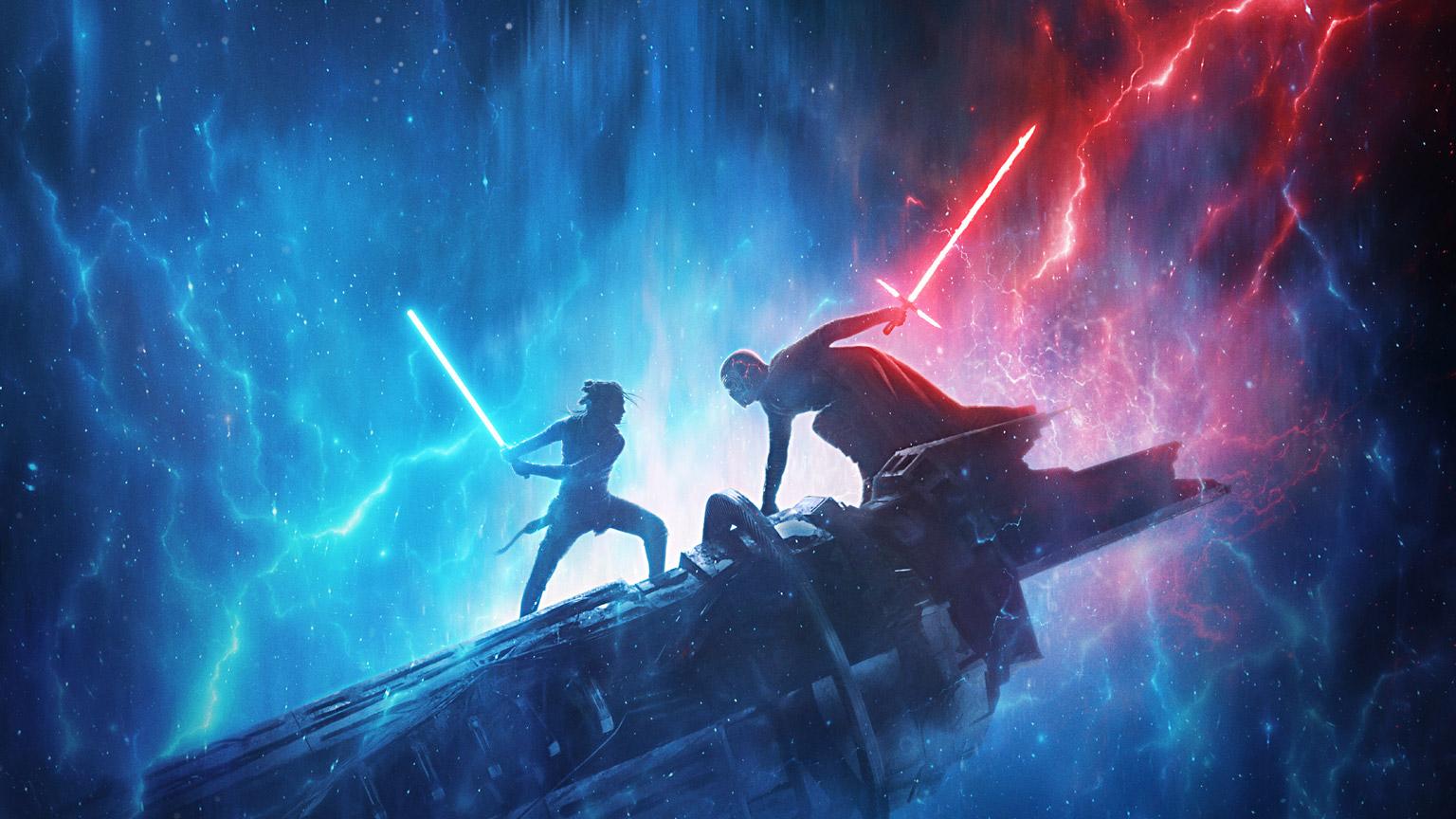 Afbeeldingsresultaat voor the rise of skywalker