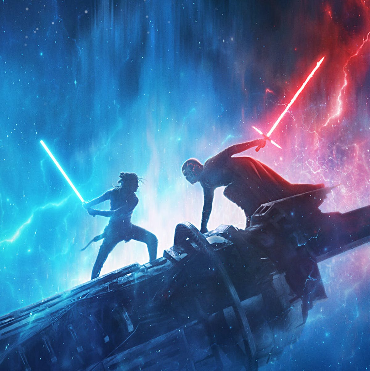 'Rise of Skywalker' Leaks May Confirm World Between Worlds and Time Travel