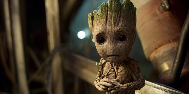 Groot grew up a lot for 'Infinity War', but what he really said in the end will devastate you.