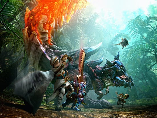 The Best Starting Armor in 'Monster Hunter Generations'