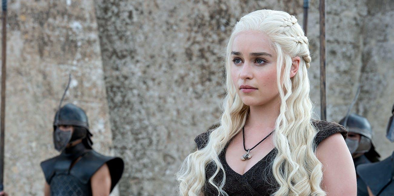 Daenerys Targaryen is the rightful queen in 'Game of Thrones' Season 7