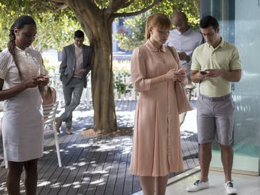 "Bryce Dallas Howard in the ""Netflix"" episode of 'Black Mirror'"