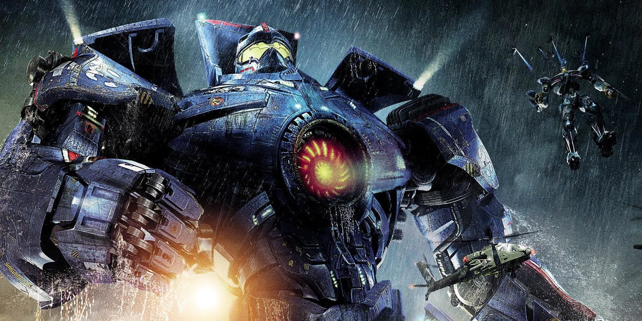 Pacific Rim: Uprising New Jaegers