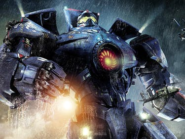 New 'Pacific Rim' Jaegers Are a 'Voltron' and 'Evangelion' Mashup