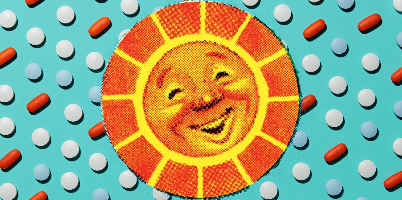 sunshine pills