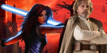 Mara Jade Star Wars