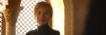 Cersei Lannister and the Golden Company