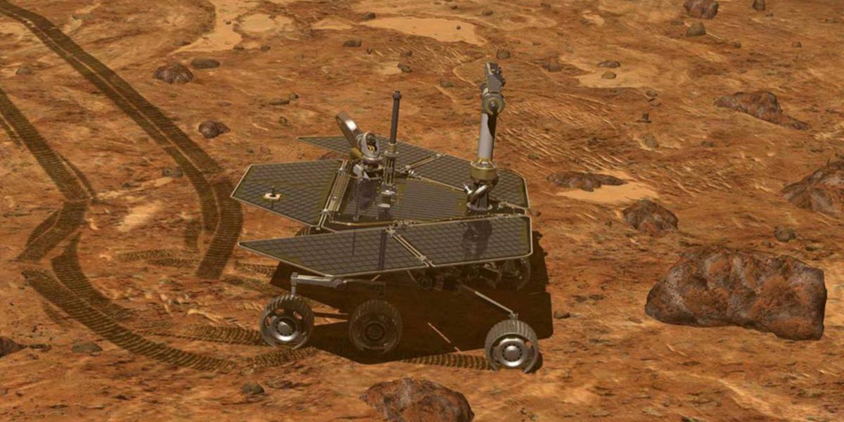 mars opportunity rover bbc - photo #26
