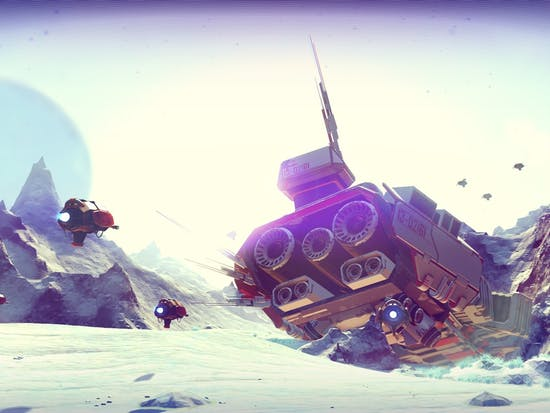 Here's Hoping 'No Man's Sky' Doesn't Pull a 'Destiny'