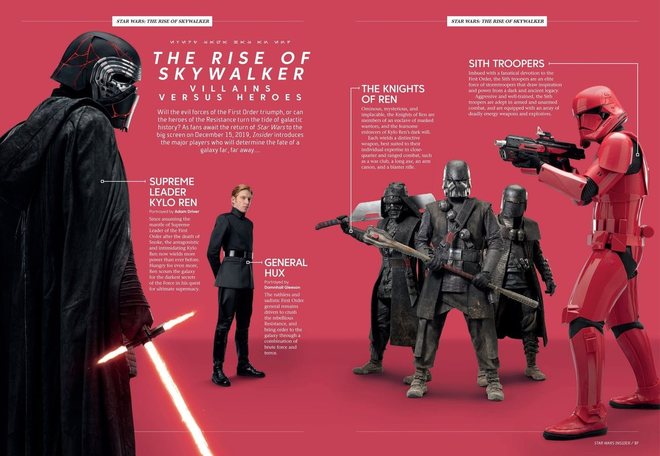 sith troopers star wars the rise of skywalker