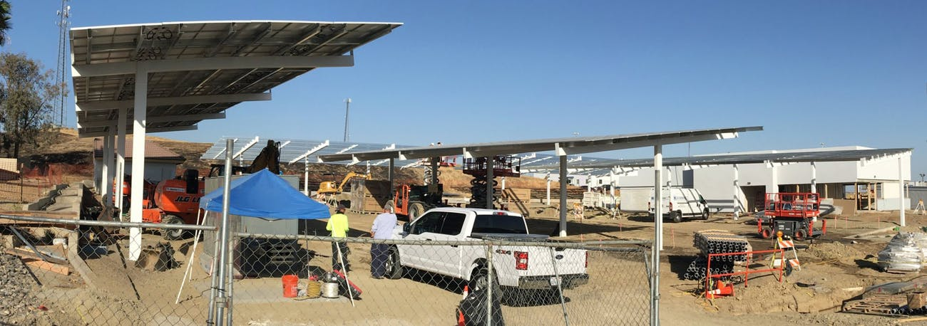 The Kettleman City project.