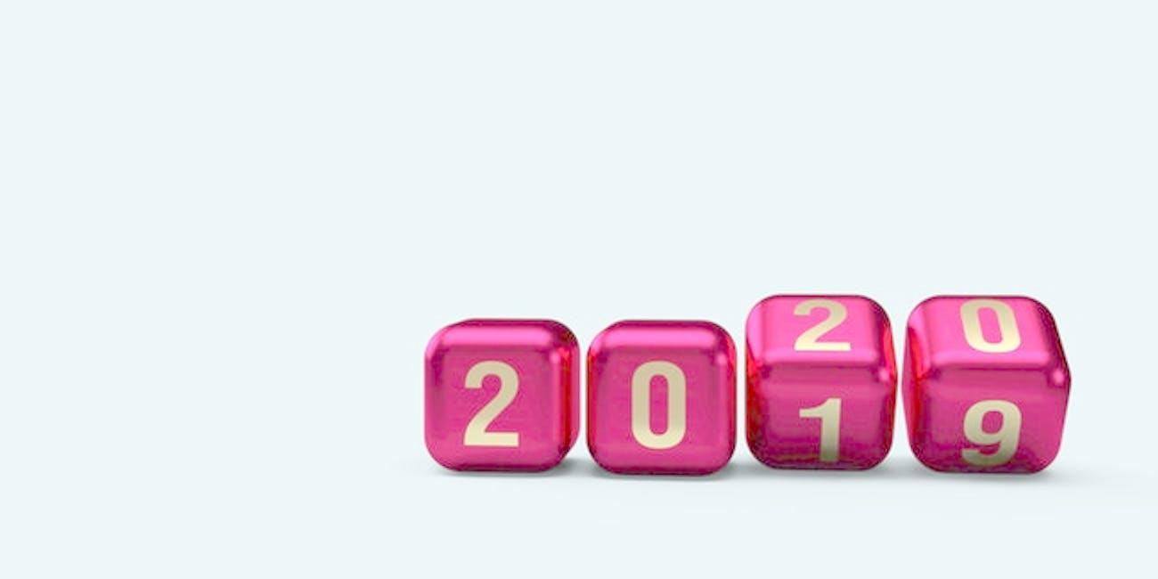2019 resolutions, habits