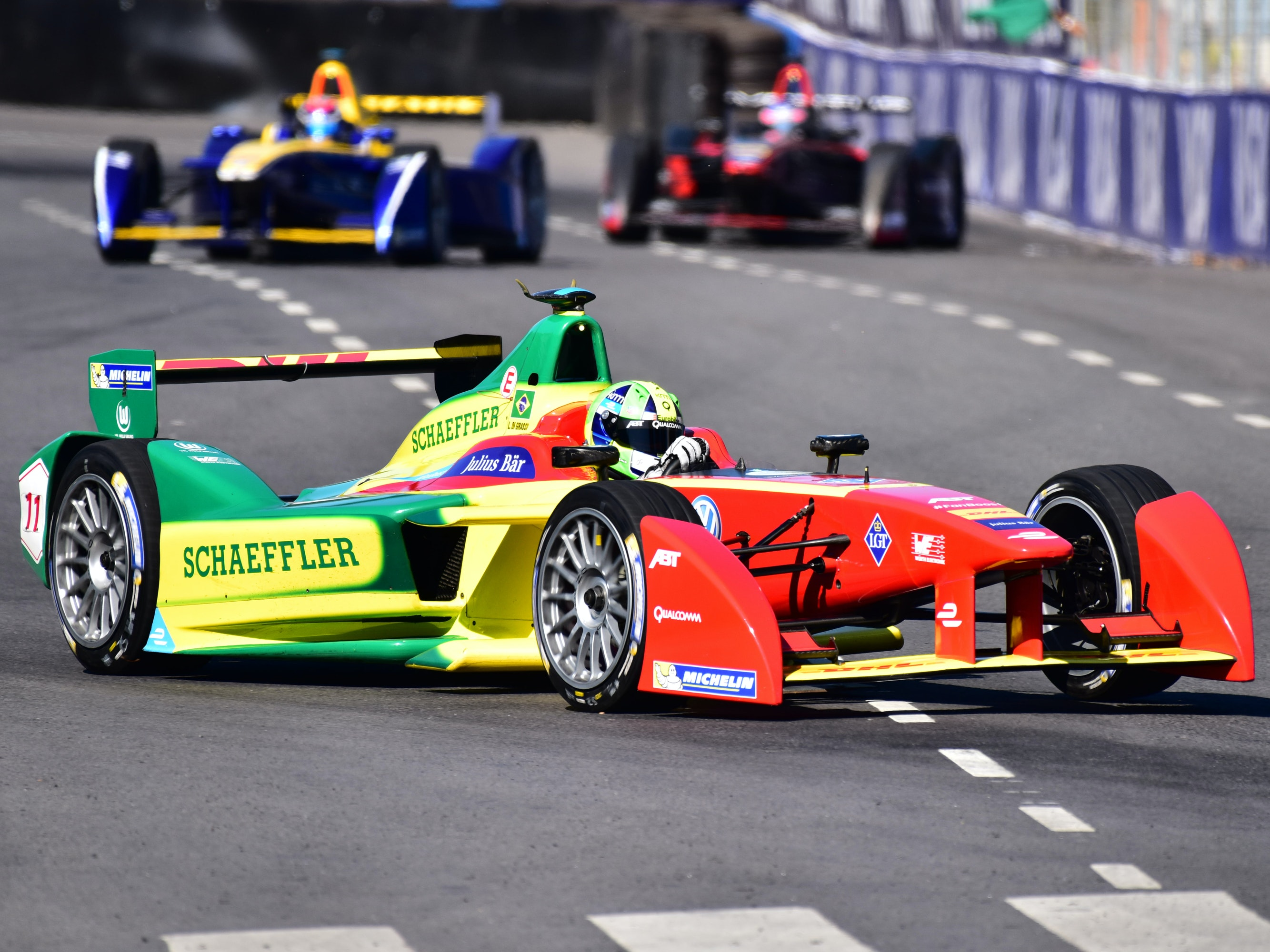How to Watch the 2016-2017 Formula E Racing Circuit Online