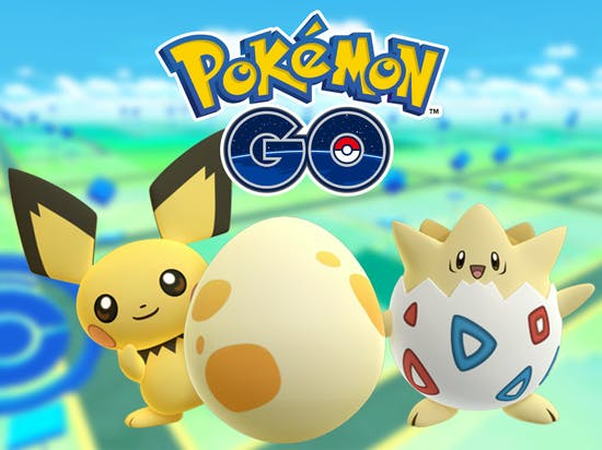 How to Catch All the Gen 2 Baby Pokemon in 'Pokemon GO'