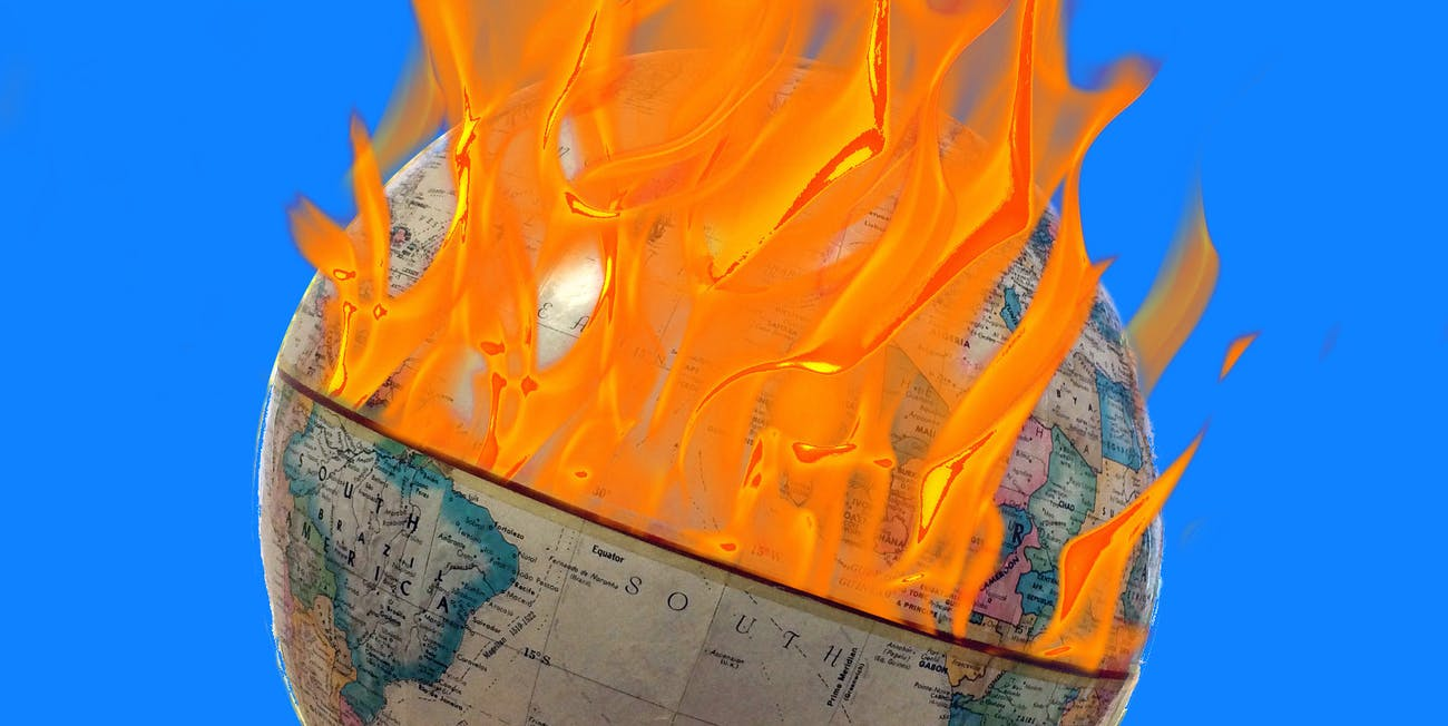 Global Warming Effect on Northern Hemisphere Summer