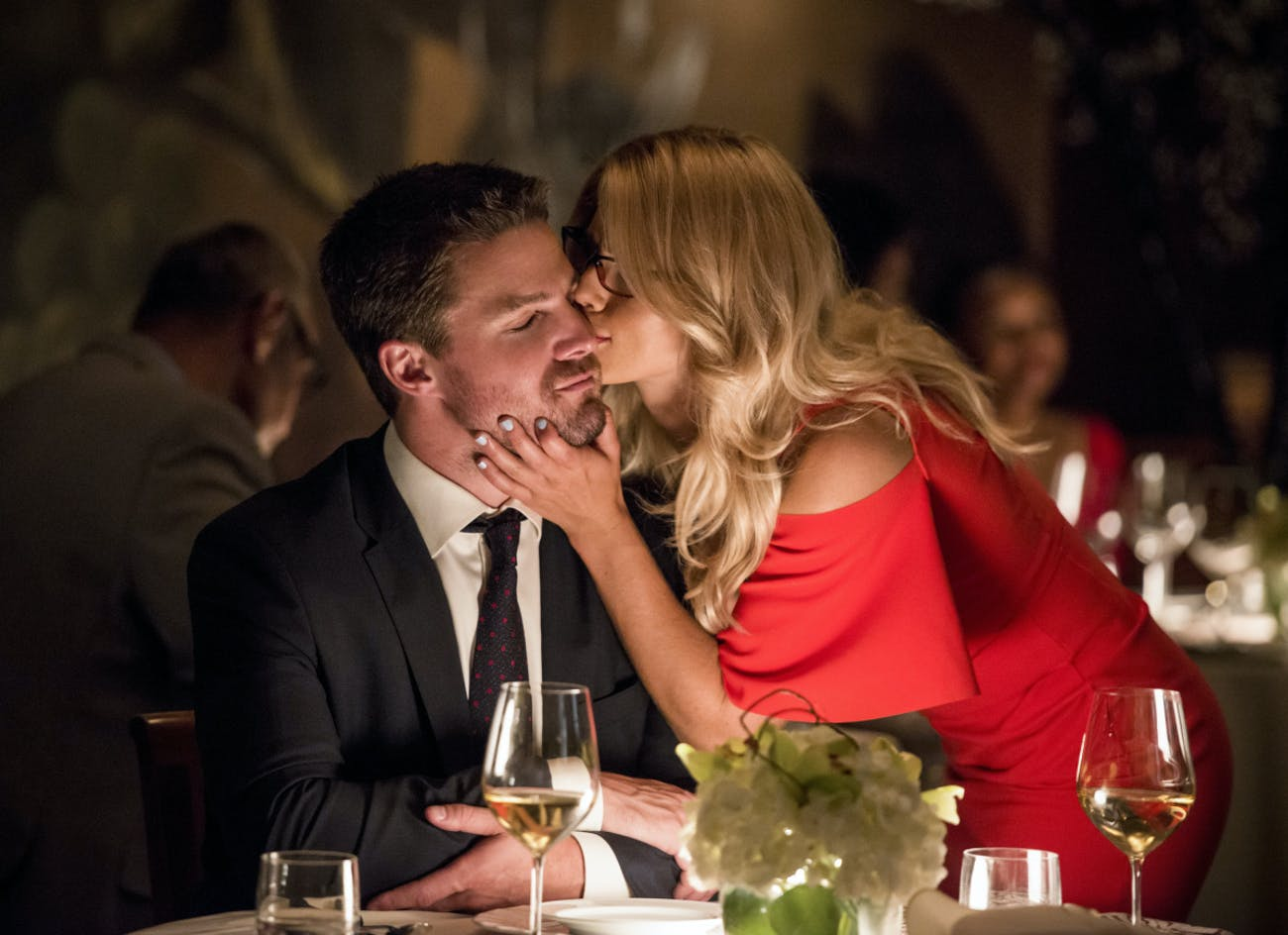 Arrow Olicity Felicity