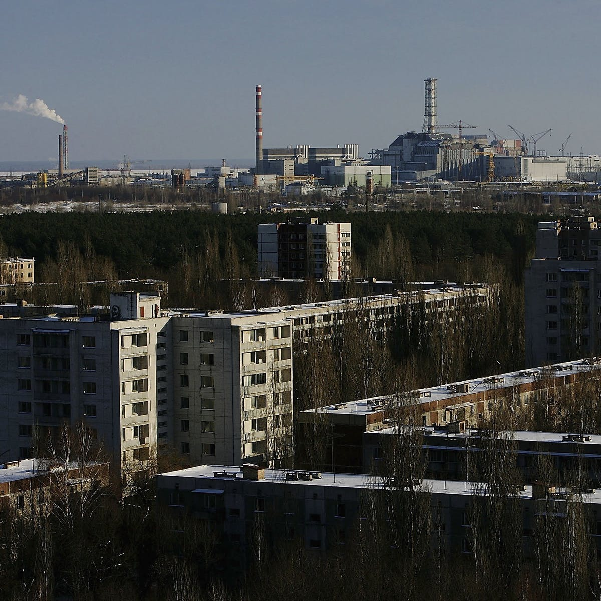 Is Chernobyl Safe? It Depends How You Define