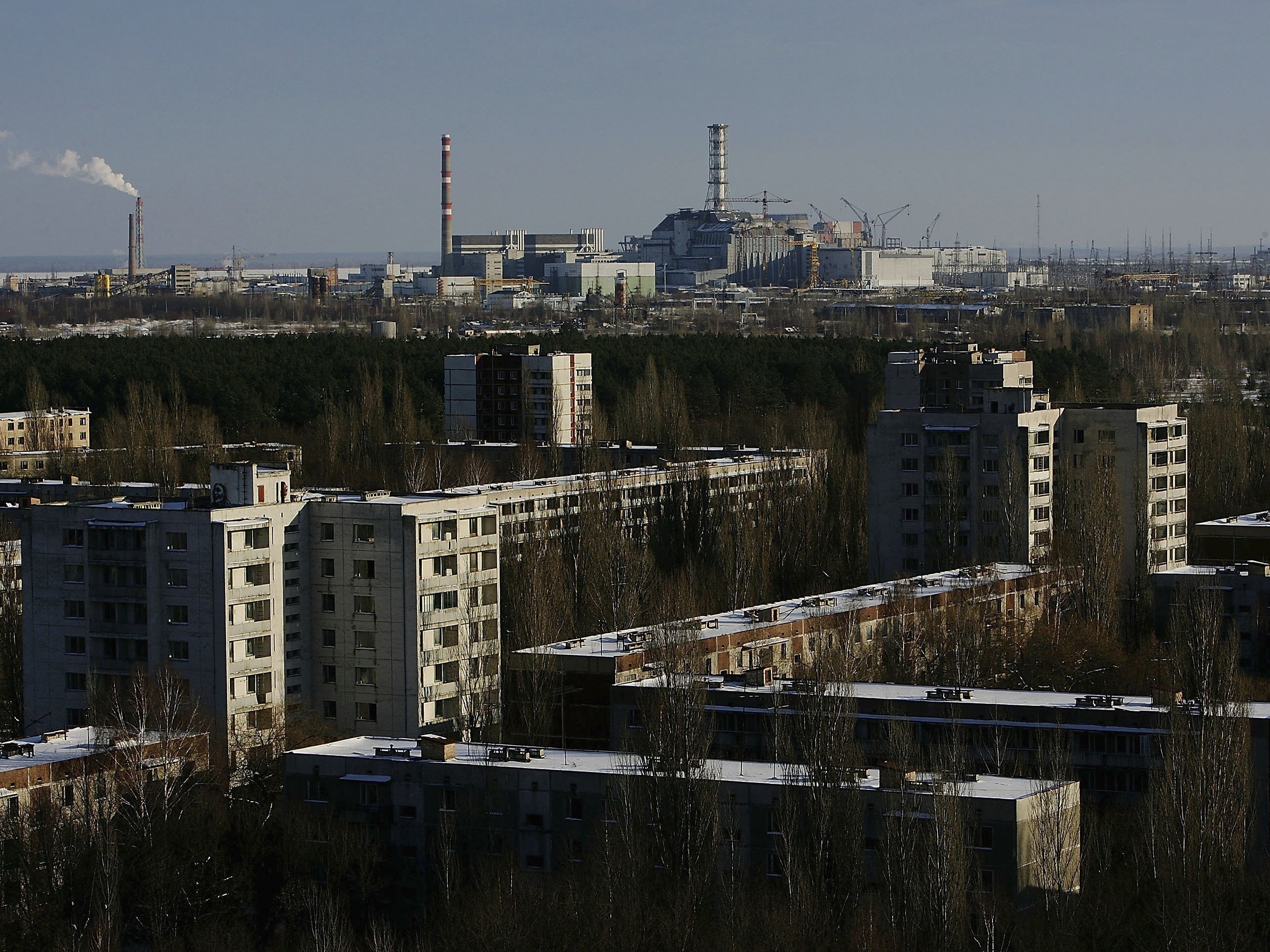 "Is Chernobyl Safe? It Depends How You Define ""Safe"""