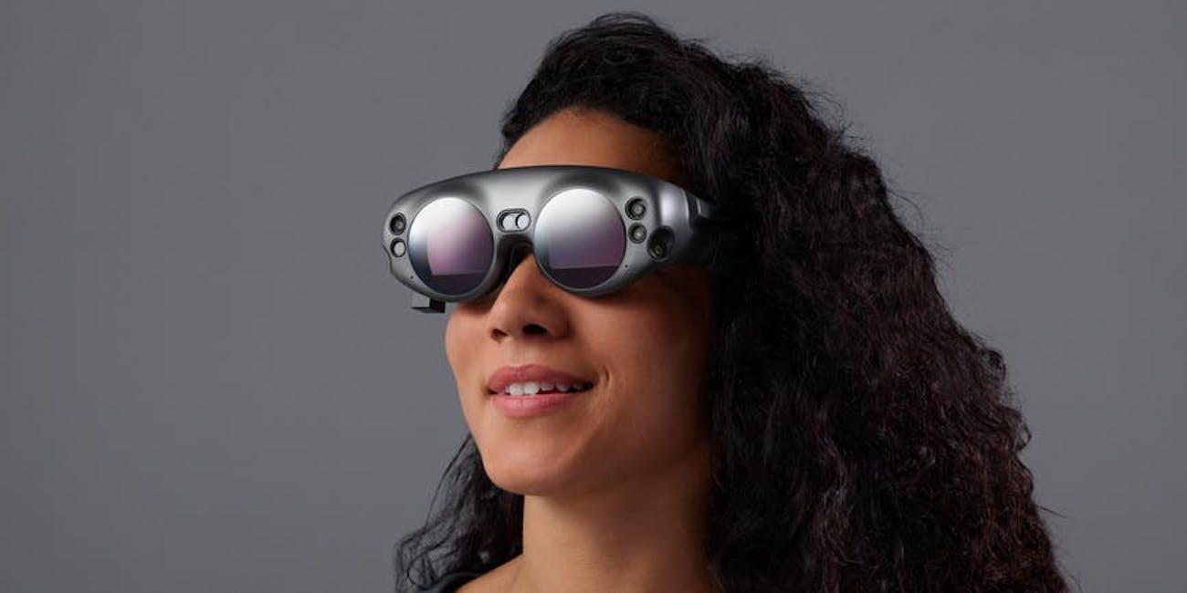Magic Leap AR Goggles