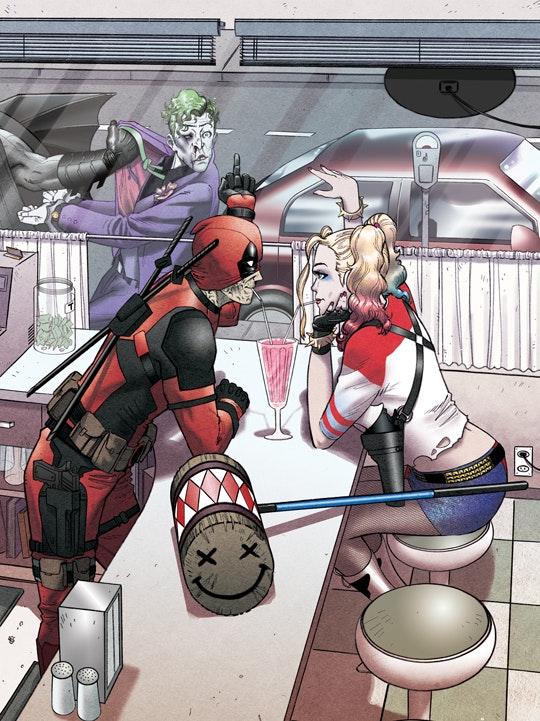 Wade and Harley by Ian Navarro