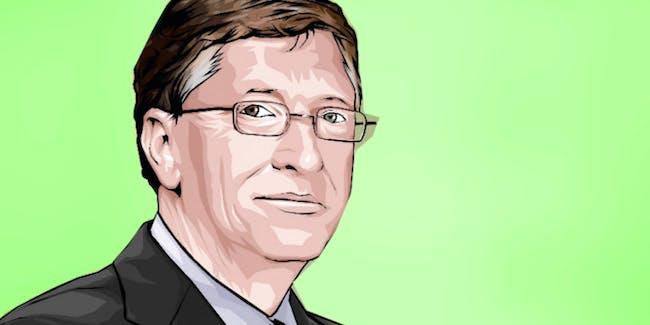 Bill Gates love Diet Coke.