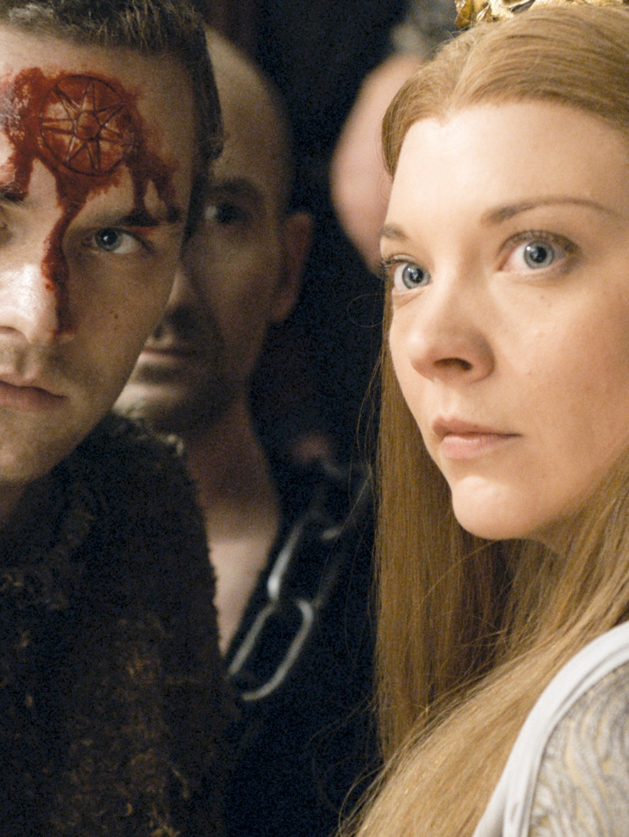 Loras and Margaery Tyrell get lit in 'Game of Thrones'