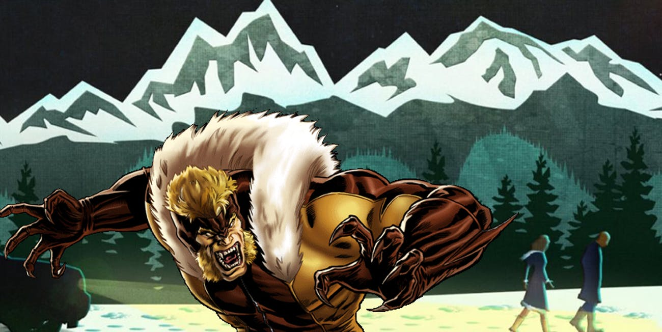 Could Sabretooth be the secret villain in 'Wolverine: The Long Night'?