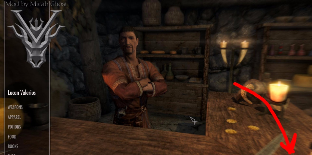 Rich Merchants of Skyrim