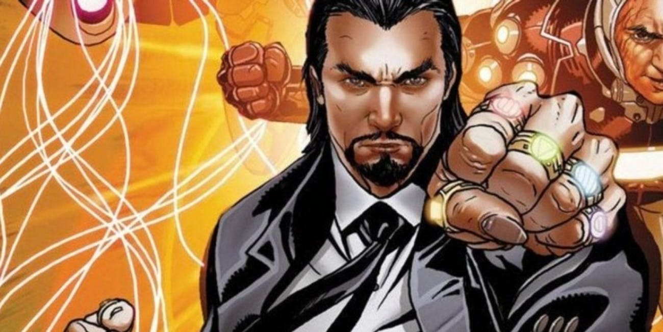 The Mandarin in Marvel Comics