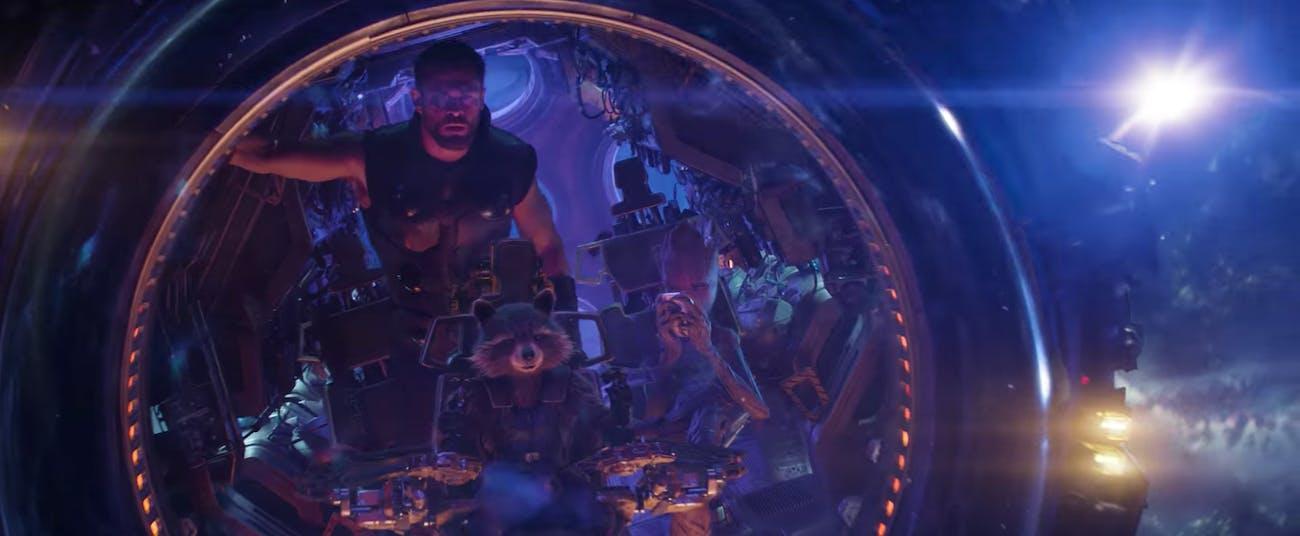 Groot Infinity War Avengers