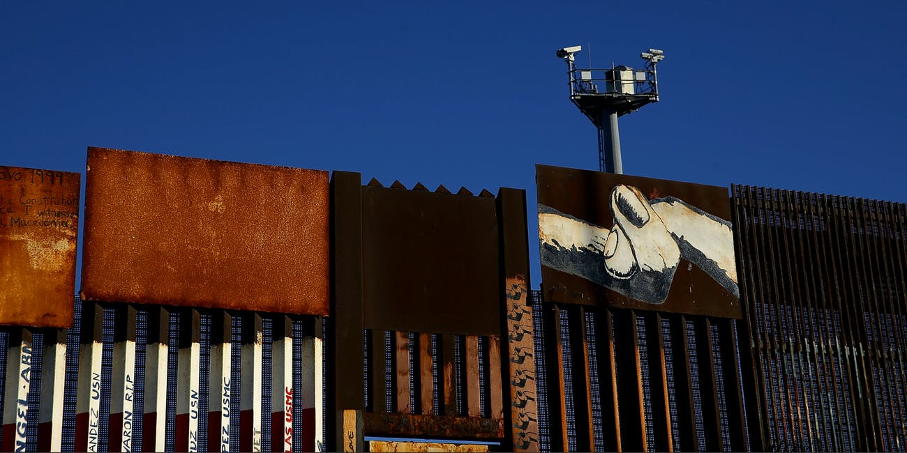 The future of border control is not walls.