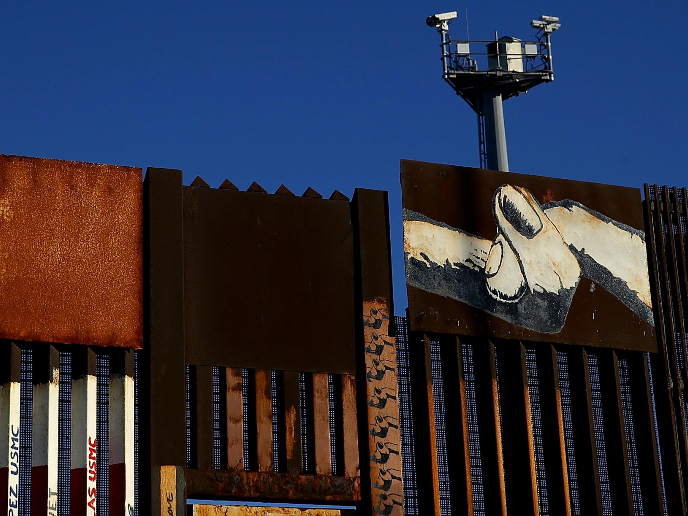 Trump's Wall Will Fail in the Era of Post-Humanism
