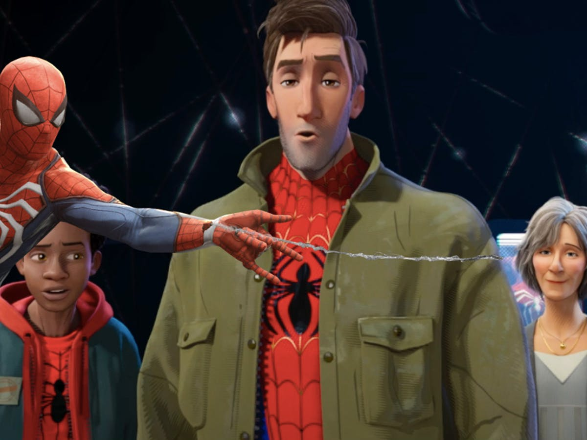 Into the Spider-Verse' Easter Egg Teases a Crossover With