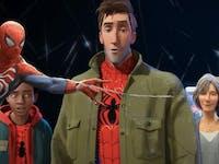 'Spider-Man: Into the Spider-Verse' Insomniac Games 'Spider-Man' Easter Egg