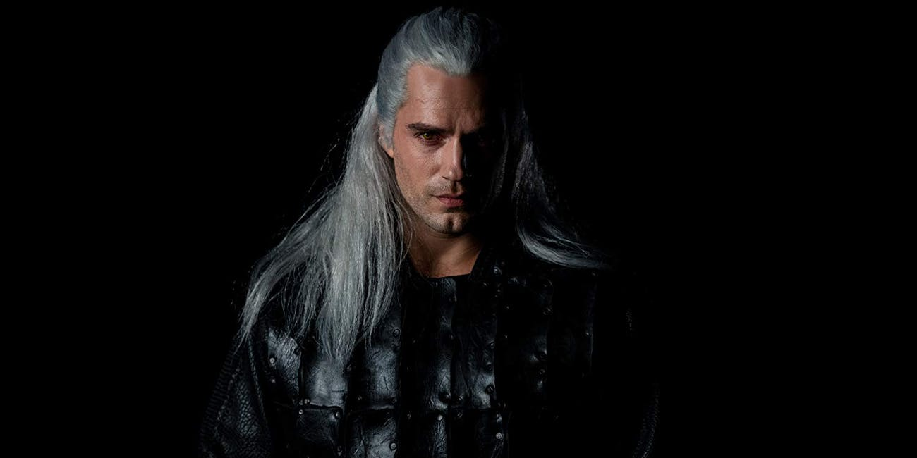 Henry Cavill in Geralt first-look photo from 'The Witcher'