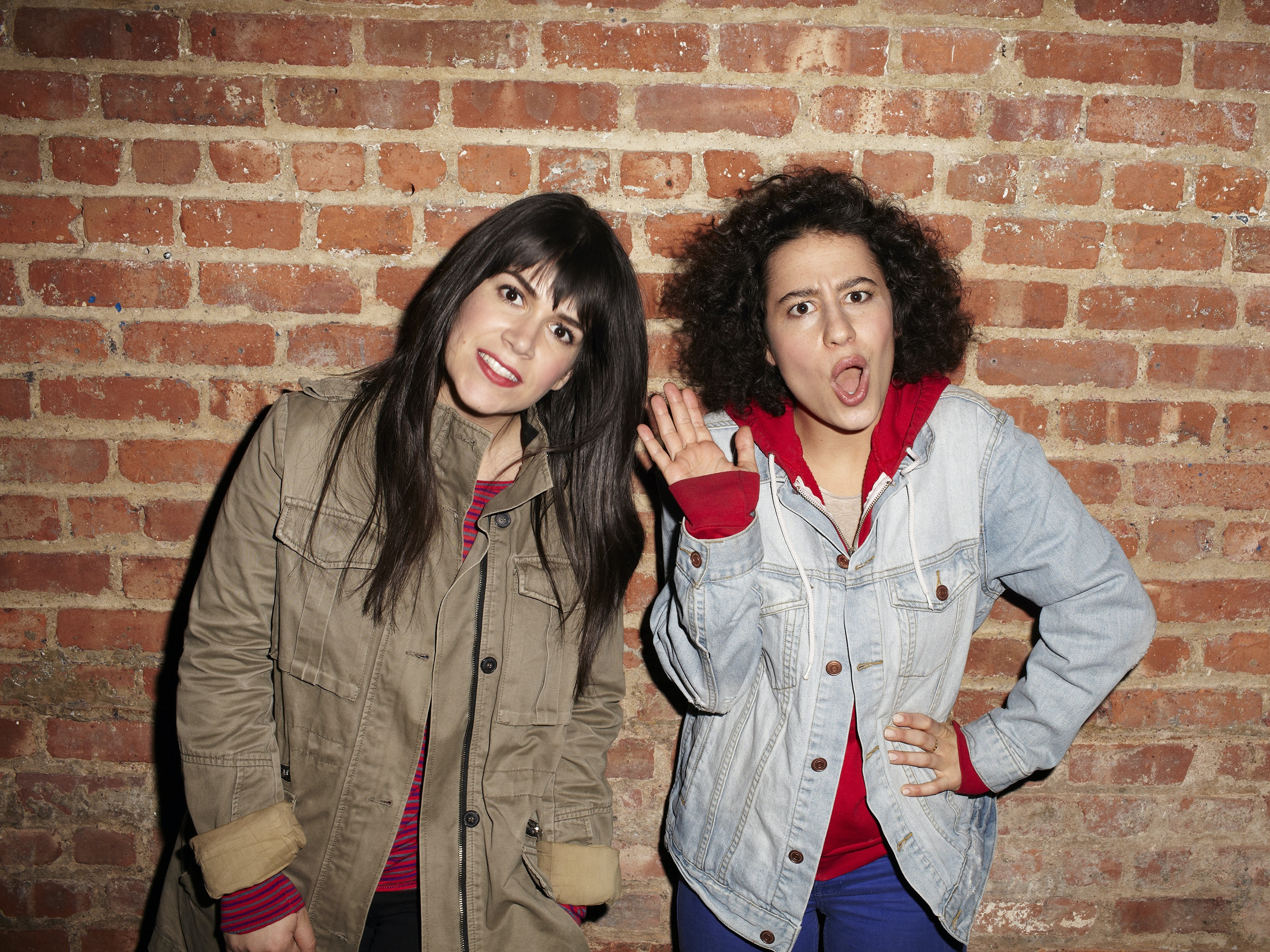 Why Hillary Clinton Should Smoke Weed on 'Broad City'