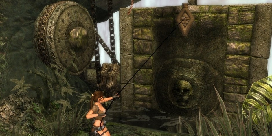 'Tomb Raider: Legend'